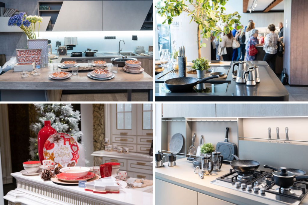 press day tognana 2019 - aran cucine milano